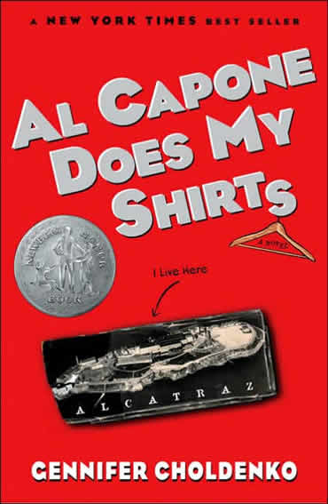 al capone does my shirts - book cover image