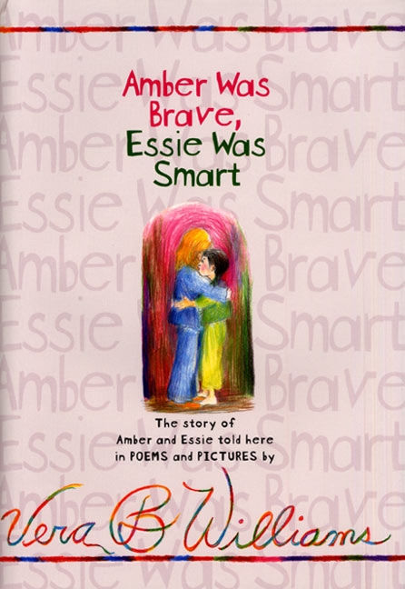 amber was brave, essie was smart - book cover image