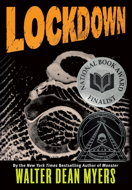 lockdown - book cover image