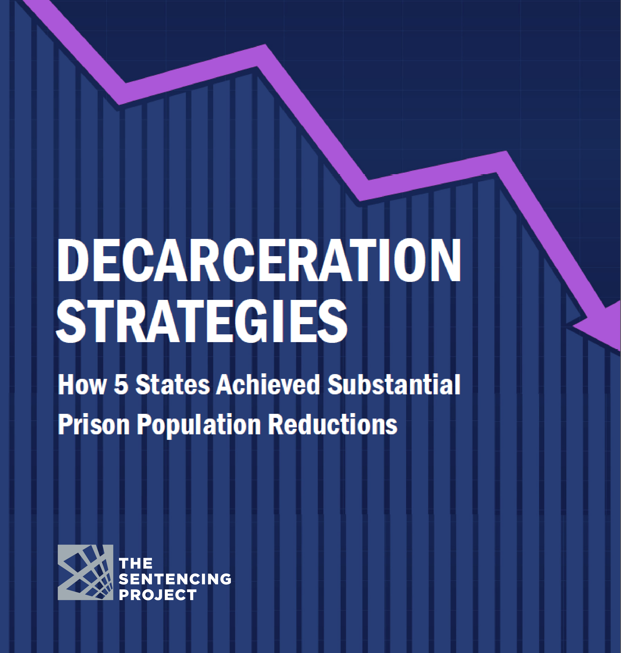 decarceration cover with logo